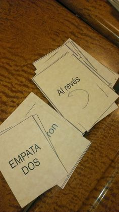Tales from a Spanish Teacher - Genius game idea to review verb conjugation! Similar to Uno