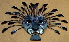 Lion Mask by Noweia.deviantart.com on @deviantART