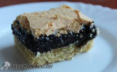 Hungarian Desserts, Hungarian Recipes, Baked Goods, Cheesecake, Sweets, Baking, Poppy, Food, Pastries