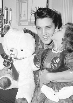 Eight-year-old Mary Kosloski had a date with Elvis Presley on Jan. 8, 1958, and he kept her waiting for more than two hours. The Collierville girl, who was the national March of Dimes poster child in 1955, seemed to forgive all when Elvis appeared and told her: 'If you were 10 years older, honey, I wouldn't let you go