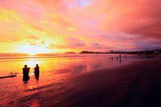 Strand Jaco in Costa Rica