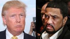 Donald Trump vs Black Pastor Darrell Scott