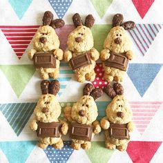 Cute Cookies, No Bake Cookies, Cute Baking, Cupcake Shops, Kids Menu, Cooking Classes For Kids, Cute Desserts, Biscuit Cookies, Cafe Food