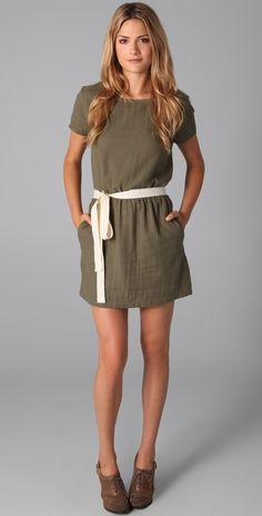 American Vintage Leavenworth Dress $152 | ShopBop