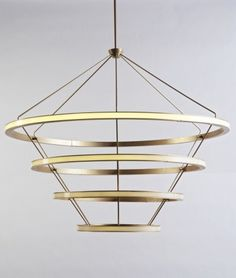 Halo Chandelier, Halo Chandeliers and Roll & Hill Chandeliers Interior Lighting, Modern Lighting, Lighting Design, Chandelier Pendant Lights, Modern Chandelier, Chandeliers, Lamp Light, Light Up, Ceiling Lamp