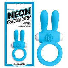 Neon Rabbit Ring | sexEstore - Your online sex toy store