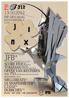 JINX by Razvan Coste, via Behance