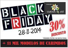 30% DE DESCONTO NOS CARIMBOS SENHORAS DA ARTE!!! SOMENTE NA SEXTA FEIRA DIA 28-11-2014. SAO 11 MIL MODELOS!!!! FACA SEU PEDIDO SEXTA FEIRA, OU VISITE NOSSA FISICA!!!! TODOS OS CARIMBOS COM 30% DE DESCONTO!!! SOMENTE SEXTA FEIRA!!!! PARA QUEM NAO TEM OS CATALOGOS PECA POR EMAIL: COMERCIAL@SENHORASDAARTE.COM.BR!!!