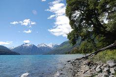 Lago Mascardi, Bariloche, provincia de Rio Negro, Argentina