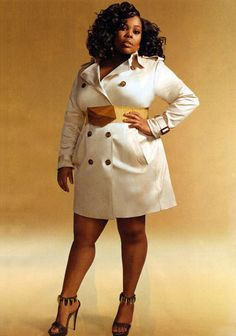 #BOOM #ThatswudI'mTawkinbout  Amber Riley Buttons Up in Essence Magazine, March 2011