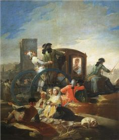 El cacharrero  - Francisco de Goya