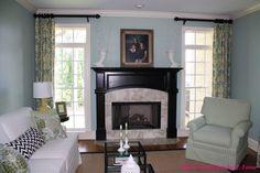 Panels by Fabric Creations. Drapery Panels, Fabric, Home Decor, Tejido, Tela, Decoration Home, Room Decor, Cloths, Fabrics