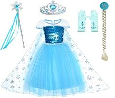 Frozen and Frozen main characters are Queen Elsa and Princess Anna. Find the best Queen Elsa costume for kids. Dress up like the snow Queen in style. Ice Queen Costume, Pink Costume, Costume Dress, Cosplay Dress, Elsa Costume For Kids, Princess Fancy Dress, Elsa Dress, Dress Set, Girls Dress Up