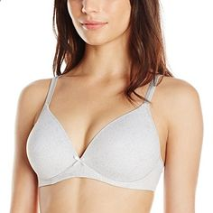 a04b6e02d4a53 Warner s Women s Elements Of Bliss Wire-Free Lift Bra
