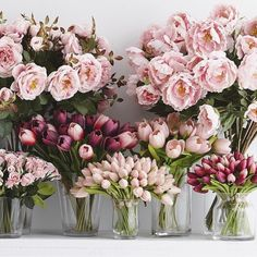 Peonies or roses, orchids or tulips, hydrangeas or magnolias - what's your signature flower? We think they're all blooming brilliant. www.provincialhomeliving.com.au