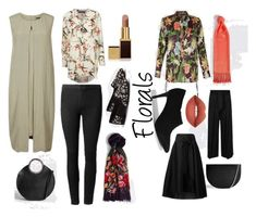 Floral Blouses by aneeqlondon on Polyvore featuring Tom Ford