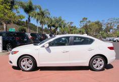 2015 Acura ILX White