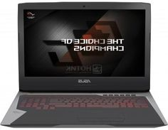 Ноутбук Asus G752VT (17.3 Ips (LED)/ Core i7 6700HQ 2600MHz/ 8192Mb/ Hdd 2000Gb/ Nvidia GeForce® Gtx 970M 3072Mb) Free Dos [90NB09X1-M01720]