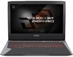 Ноутбук Asus G752VT (17.3 Ips (LED)/ Core i7 6700HQ 2600MHz/ 8192Mb/ Hdd 2000Gb/ Nvidia GeForce® Gtx 970M 3072Mb) Free Dos [90NB09X1-M01720]
