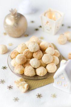{Bredele} Rochers à la noix de coco
