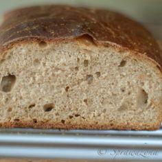 Chleb żytni na piwie   Sprawdzona Kuchnia