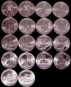 2012 P+D+S El Yunque PR ~ Gem Clad Proof /& PD in Original Mint Wrapper