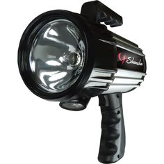 Rechargeable Handheld Spotlight - 30th birthday gifts ideas for your best friend