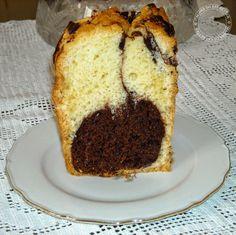 CIAMBELLONE SOFFICE - ITALIANS DO EAT BETTER Pudding Desserts, Mini Desserts, Baking Recipes, Cake Recipes, Eat Better, Loaf Cake, Chiffon Cake, English Food, Biscotti