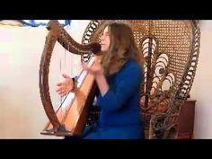 ▶ Interview/Harp Lesson with Shoshanna Harrari - YouTube
