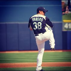 Jason Vargas. He pitches love right into my heart. mmm <3