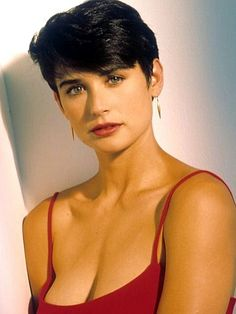 Demi Moore born Demi Guynes 1962-11-11 in Roswell, NM