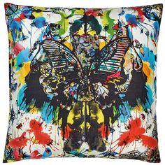 Christian Lacroix Bahia Perroquet Cushion