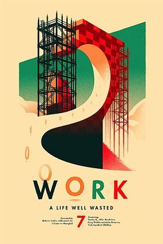 Posters - Graphic Design Inspiration #graphicdesign #poster #design