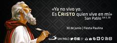 San Pablo Apóstol ¡Ruega por nosotros! :D
