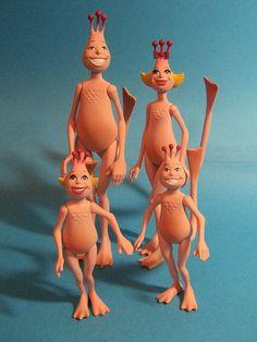 Sea Monkeys...! Why didn't they really look like this???? Vintage Comics, Vintage Toys, Vintage Ideas, Sea Monkeys, Monkey Doll, Toy Store, Retro, Childhood Memories, More Fun