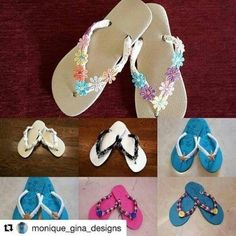 New! Designers are at LA BOUTIQUE LBC #onlineshopping #tel79100224/5/6/7/8/9 #whatsup 70365654 #flipflops #crochet #handmade #decorated #flowers #shell #buttons #cute #summer #time #like4like #tagsforlikes #instacool #