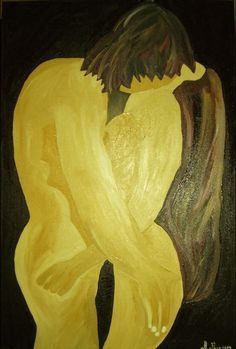 Pintora Adelaide Moça   Óleo sobre tela   TAMANHO 60*90