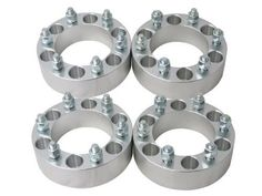 REQUIRED that you Check your vehicle compatibility in Product Description BEFORE buying * 4 Wheel Spacers. Bolt Pattern: 6x5.5 (6x139.7). Hub Bore: 108. Spacer Thickness: 38mm (1.5 inch). Stud/Nut Thread Pitch: 12x1.5 * CNC Machined using High Quality Aerospace Aluminum * Perfect for fixing clearance issues if your wheel(s) is hitting your shocks or brake calipers * (Placed within the Amazon Associates program) * 19:07 Mar 17 2017