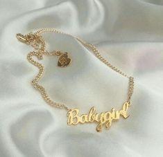 Personnalisé hand made nom calligraphie arabe Nom Argent Massif collier 40 mm