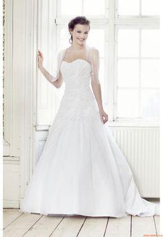 Vestidos de noiva Lilly 08-3210-WH Purewhite 2014
