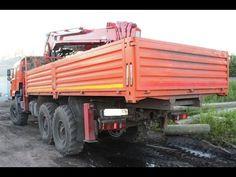 КАМАЗ-43118-HOTOMI-2656 - седельный тягач 6х6 с бурильно-крановой устано...
