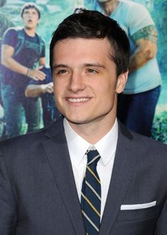 Josh Hutcherson at event of Journey 2: The Mysterious Island