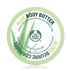 #TBSButterUp I love Aloe Body Butter. Its perfect for my sensitive skin