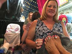 10 cool, unique items you can buy at the 2018 NYS Fair Feet Jewelry, Bare Foot Sandals, Toe Rings, Ankle Bracelets, Barefoot, Unique, Fashion, Moda, Fashion Styles