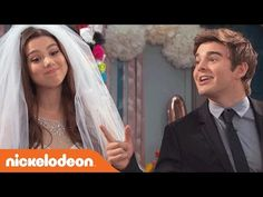 Why is Phoebe (Kira Kosarin) in a wedding dress? Why is Max (Jack Griffo) making a cake? Where is Colosso? You're invited to the wedding of the year with the. Phoebe Thunderman, The Thundermans, Jack Davis, Kira Kosarin, Wedding Of The Year, Youre Invited, Tim Burton, Disney Pixar, Getting Married