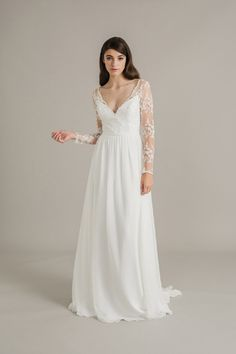 SIENA wedding dress by Sally Eagle Bridal