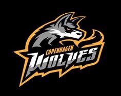 Logo Design – Copenhagen Wolves Gaming