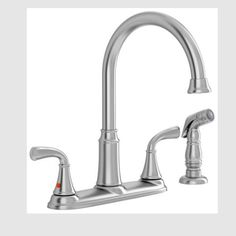 Yes This Faucet Is Great!! View Ellis Pull Down Kitchen Faucet In Stainless  Steel (075) I Was A Little Hesitant At First Because Itu2026