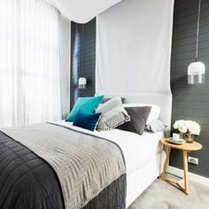 Darren & Deanne | Room 3 | Bed & Study | The Block Shop - Channel 9