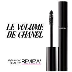 An Intense Shock Wave of Seduction! We Review The New Le Volume De Chanel Mascara